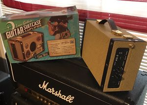 Luna Suitcase Guitar Amplifier AC & DC powered for Sale in Findlay, OH