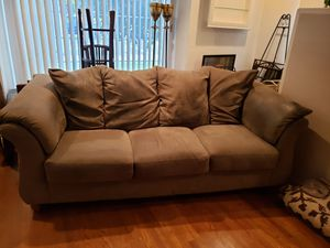 Comfy sofa couch for Sale in San Dimas, CA