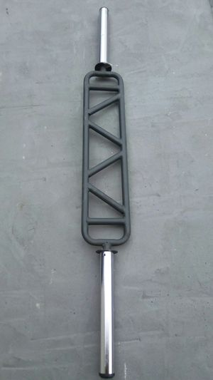 Multi-Grip Weight Bar With Chrome Sleeves for Sale in Norcross, GA