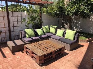 Outdoor sectional furniture for Sale in Phoenix, AZ
