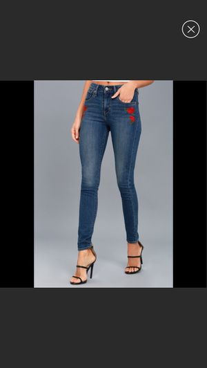 LEVI'S 721 ROSE SKINNY JEANS for Sale in Los Angeles, CA