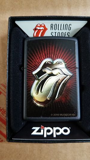 Zippo rs black matte 28253 for Sale in Los Angeles, CA