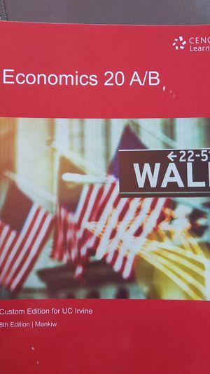 Economics 20A/B for Sale in Irvine, CA