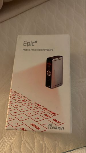 Projection Keyboard for Sale in Tyler, TX