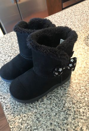 Size 6t girls boots for Sale in Houston, TX