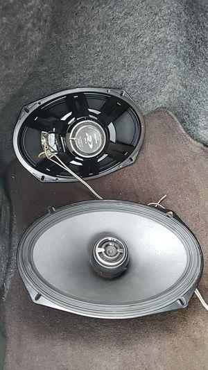 Alpine type R 6x9 speakers for Sale in Houston, TX