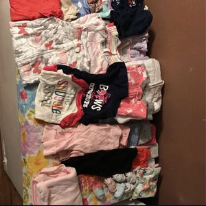 Baby girl clothes for Sale in Irving, TX