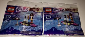 2 New LEGO Friends Poly Packs for Sale in San Jacinto, CA