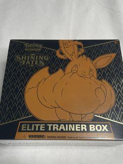 Pokémon Shining Fates Elite Trainer Box for Sale in Seattle,  WA