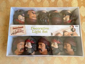 Cheech and Chong's Up In Smoke Head Lites Decorative Light Set for Sale in La Habra, CA