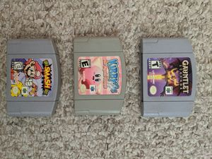 Nintendo 64 (N64) Games for Sale in Newton, MA