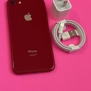 IPhone 8 64gb Red UNLOCKED ❌Not Plus for Sale in Round Rock, TX
