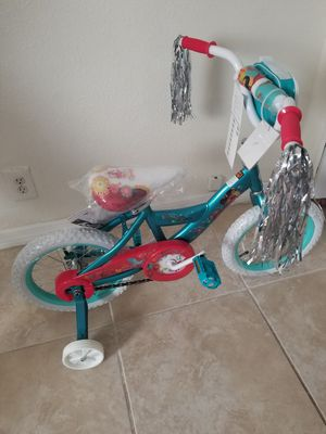 "14"" Elena of Avalor bike for Sale in Winter Haven, FL"