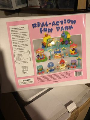 Large Carnival Real Action Fun Pack - NEW! for Sale in Saint Joseph, MO