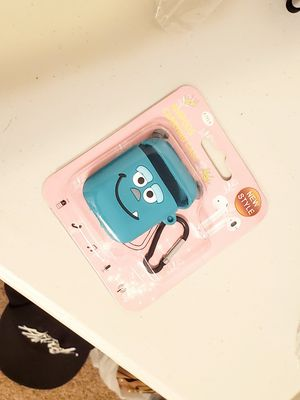 Monsters inc airpods case cover for Sale in Riverside, CA