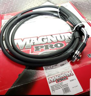 Lincoln Electric magnum pro 250L for Sale in Commerce, CA