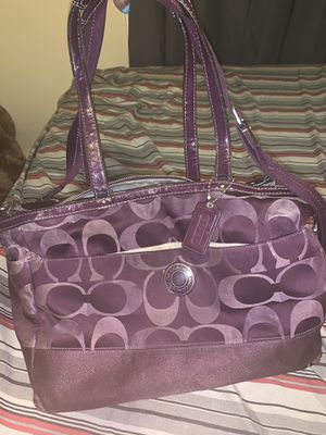 Coach diaper bag for Sale in Elizabeth, NJ