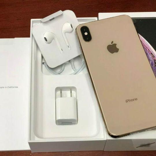 iPhone XS - 256GB - Gold - Unlocked