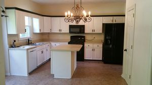 Kitchen Cabinets and Mobile Island - REDUCED!! for Sale in Hendersonville, TN