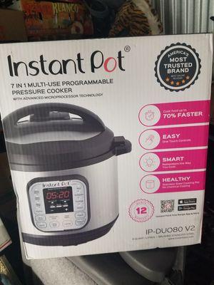 Instantpot Pressure Cooker IP-Duo80 for Sale in Portland, OR