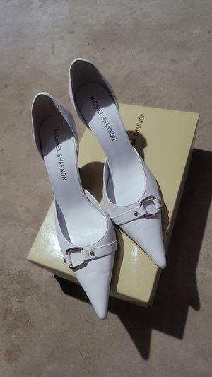 White heels for Sale in Nashville, TN