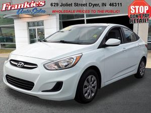 2016 Hyundai Accent for Sale in Dyer, IN