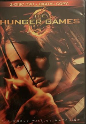 The hunger games movie for Sale in March Air Reserve Base, CA