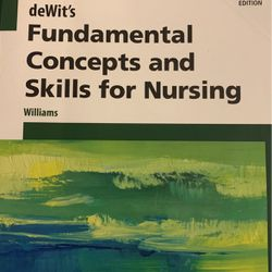 Fundamental Concepts & Skills for Nursing for Sale in Deerfield Beach,  FL