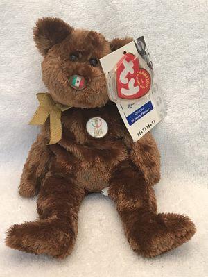 2002 FIFA ty beanie baby Mexico 🇲🇽 soccer ⚽️ bear 🐻 for Sale in Alpharetta, GA