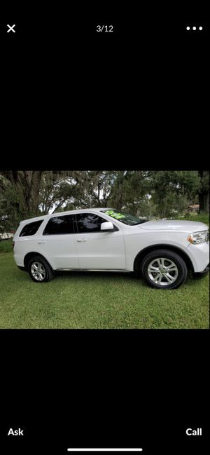 2013 Dodge Durango sxt for Sale in Lake Mary, FL