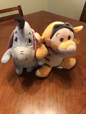 Eeyore & Tigger Disney Babies Plush for Sale in Taylorsville, UT