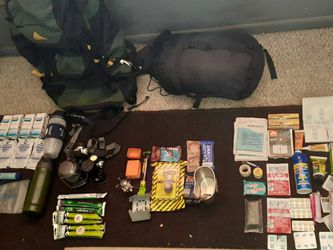 Bug Out Bag W/advance First Aid for Sale in Nashua,  NH