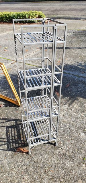 Metal, collapsible rack for Sale in Beaverton, OR
