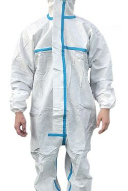 Disposable Coveralls Heavy-Duty Protective Suits Chemical Protection Work wear for Cleaning, Manufacturing, Health-Care for Sale in Redwood City,  CA