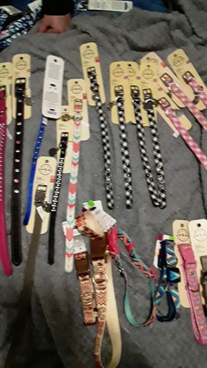 Dog collar xs ...small...med...large... for Sale in Portland, OR