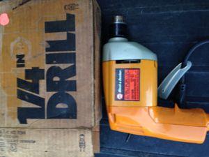 New black decker drill nib for Sale in Freedom, IN