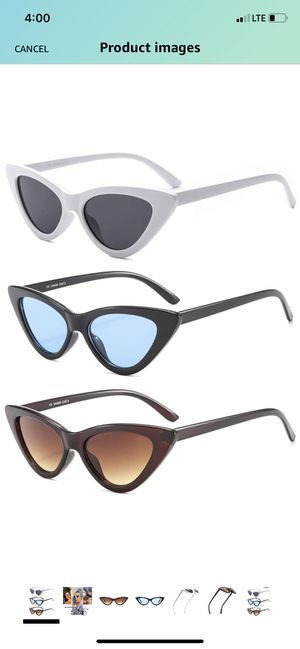 Cateye sunglasses for Sale in Anaheim, CA