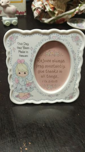 This Day has Been Made in Heaven precious moments frame for Sale in Irvine, CA