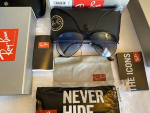 Ray Ban Sunglasses Aviator for Sale in Brooklyn, NY