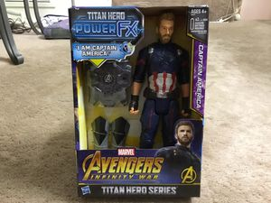 Avengers Infinity War Captain America Fx for Sale in Roselle, IL