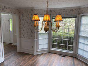 6 Light Dining room Chandelier for Sale in Duluth, GA