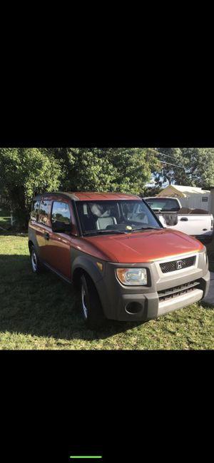 2004 Honda Element AWD for Sale in Miami, FL