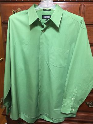 (5) Men's Great Used Condition Long Sleeve Dress Shirts XL 17 1/2–34/35( Total of 5 Shirts-No Holes or Stains) for Sale in Atlanta, GA