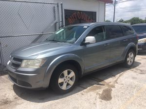 2009 Dodge Journey with 3 rd row seating 4950 2000 down no credit check no drivers license needed no paystubbs needed for Sale in San Antonio, TX