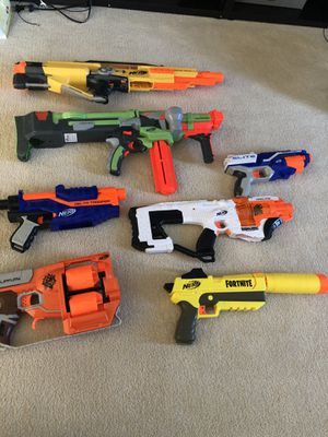 Nerf guns for Sale in San Ramon, CA