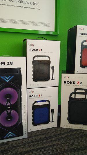 Hot Sell! Boom Z8 / Rokr z1 / Rokr Z2 for Sale in Baraboo, WI