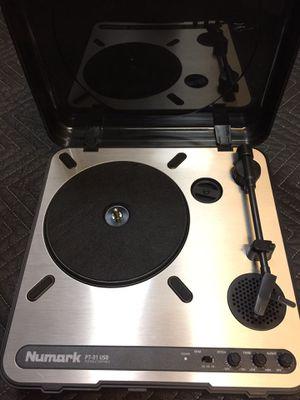 Numark portable turn table for Sale in San Jose, CA