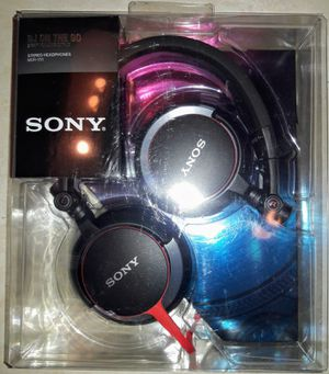 Sony MDR-V55 Extra Bass & DJ Headphones for Sale in Oregon City, OR