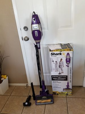 Vacuum Shark Rocket Strong Suction for Sale in Las Vegas, NV
