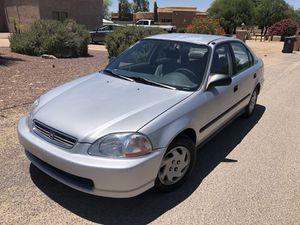 1997 Honda Civic 4 door 5 speed for Sale in Peoria, AZ
